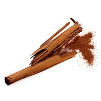 Cinnamon essential oil is a wonderful addition to the aroma of beauty products.