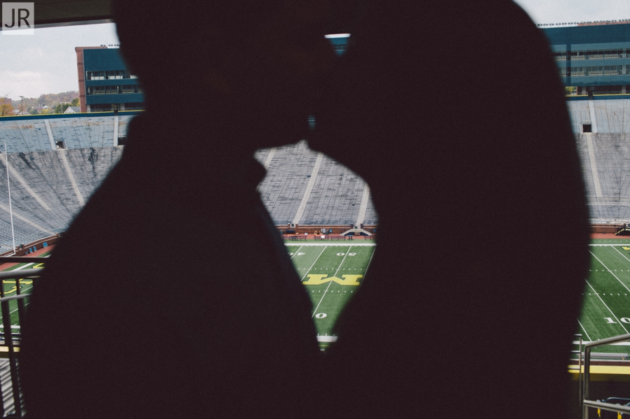 Dipal+Atul_Engagement_Session_Ann_Arbor_The_Big_House_006