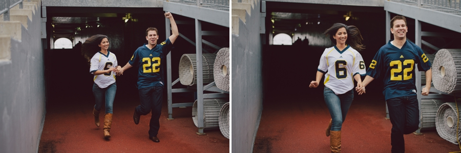 Dipal+Atul_Engagement_Session_Ann_Arbor_The_Big_House_012