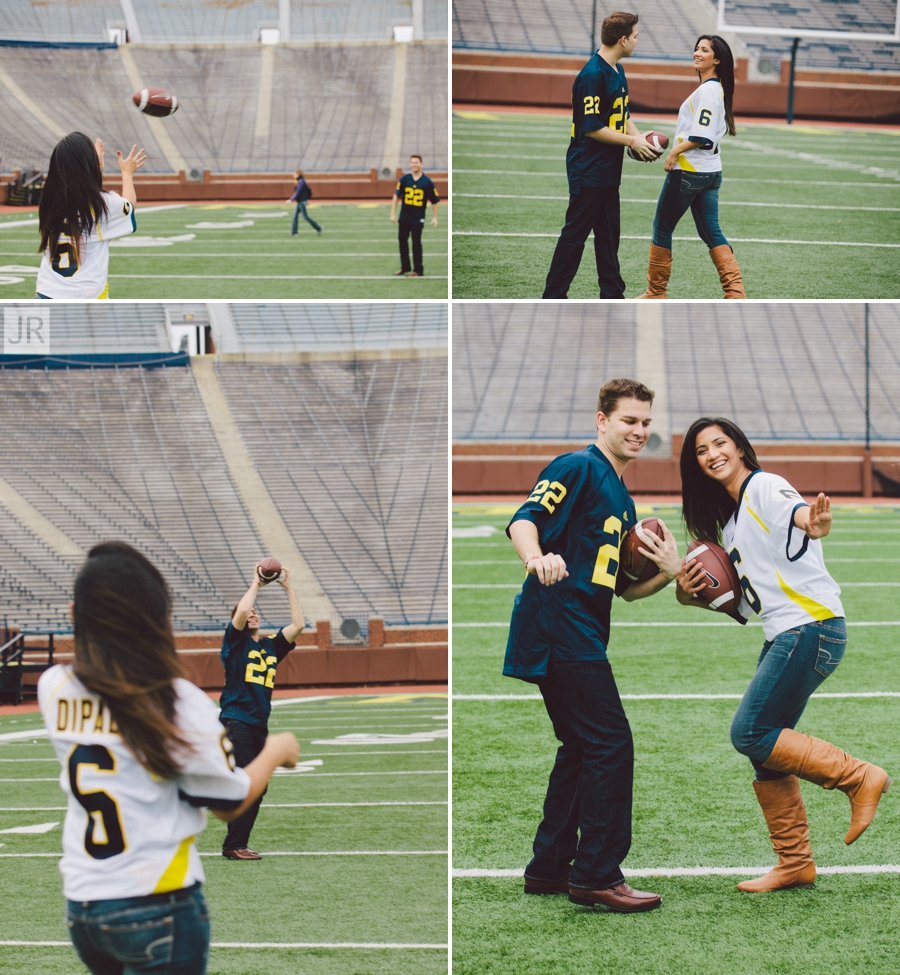 Dipal+Atul_Engagement_Session_Ann_Arbor_The_Big_House_018