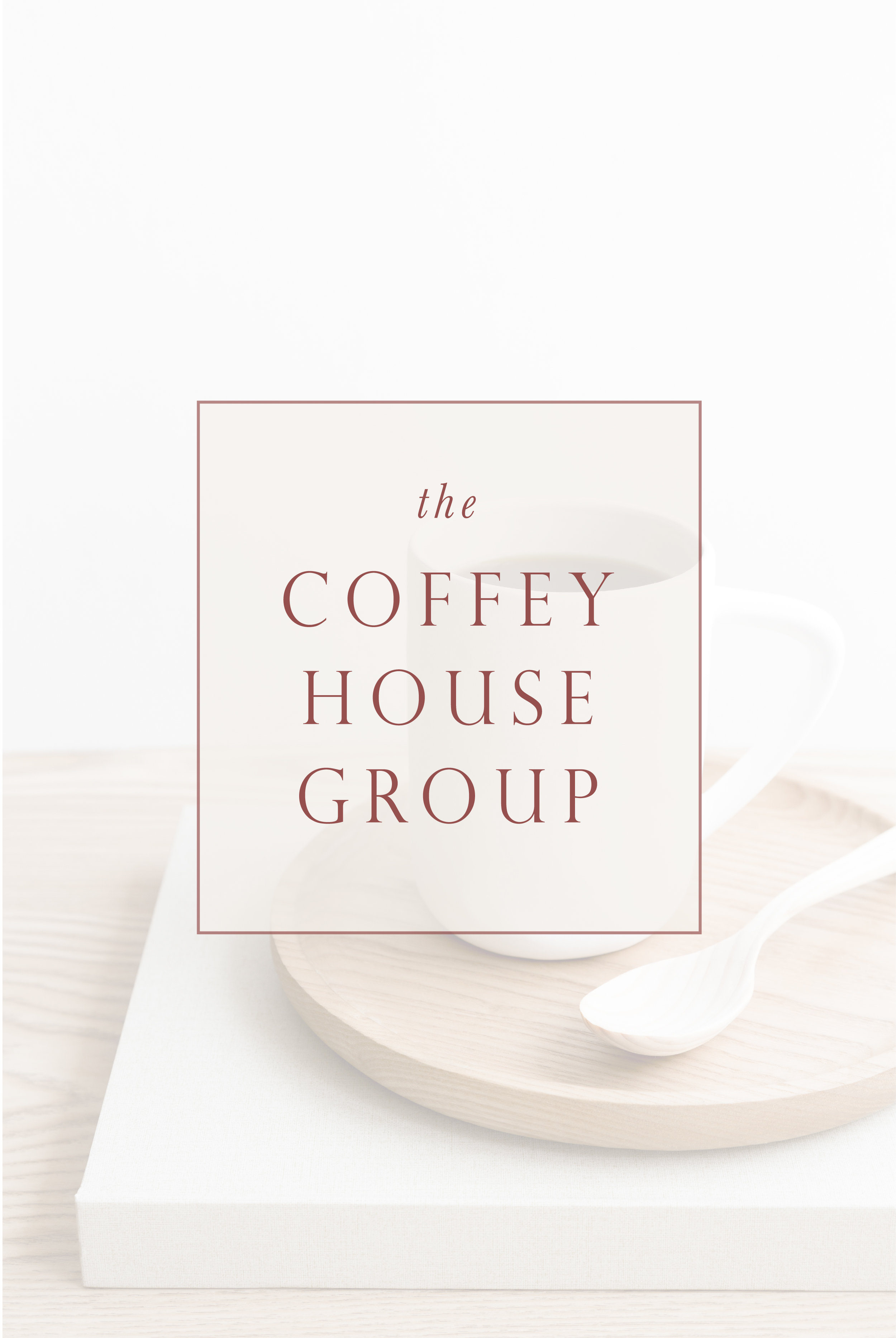 - THE COFFEY HOUSE GROUPvisual branding, print collateral