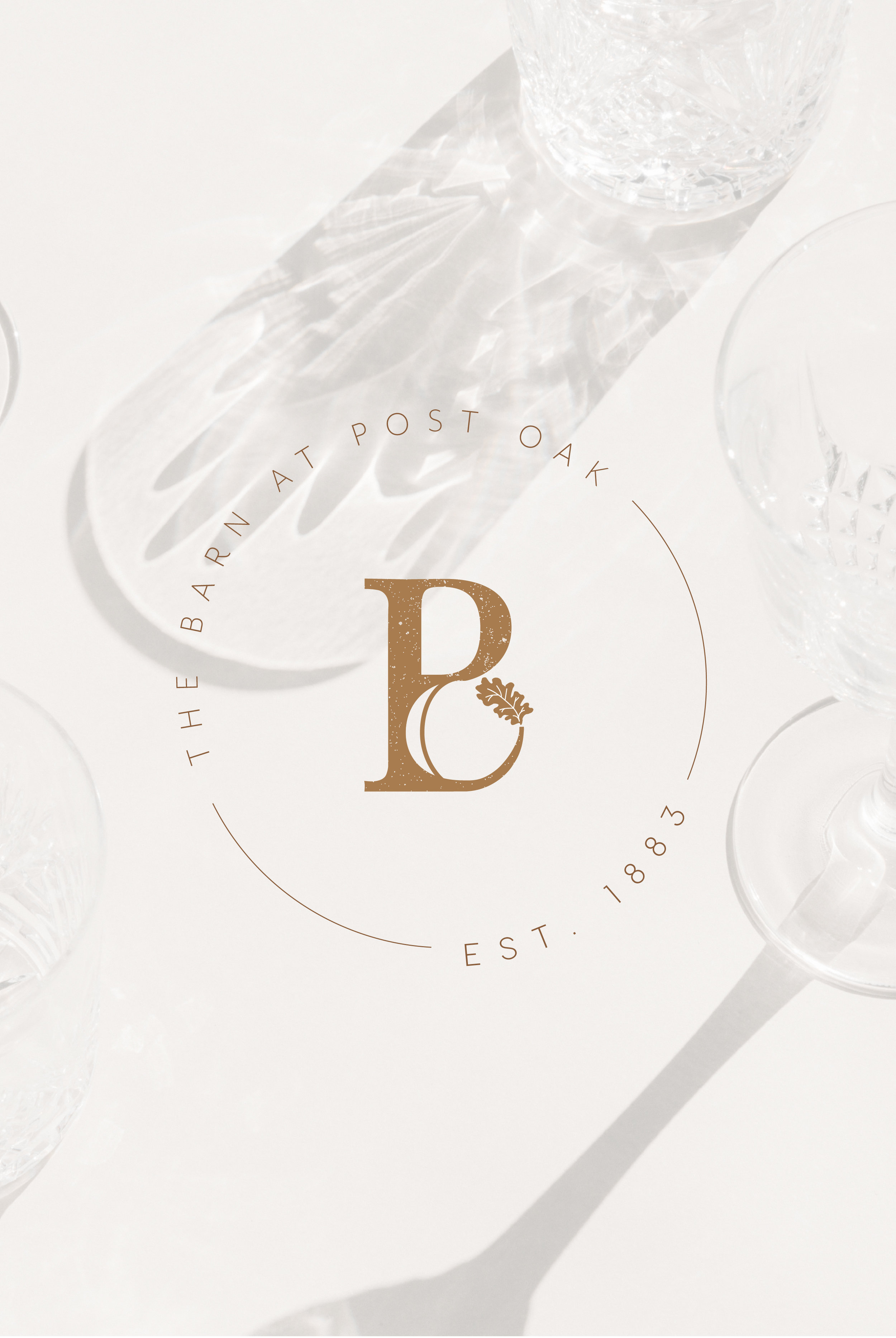 - THE BARN AT POST OAKvisual branding, package sourcing, label design