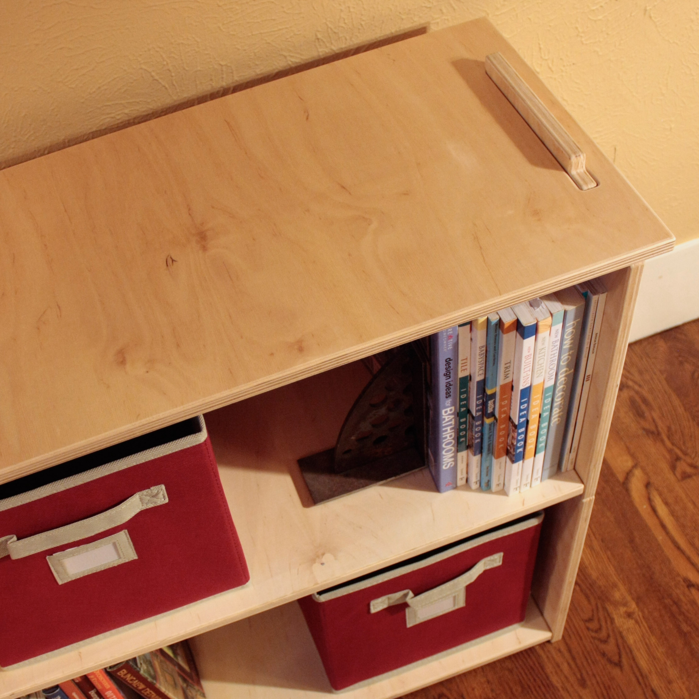 Stacking Shelves -