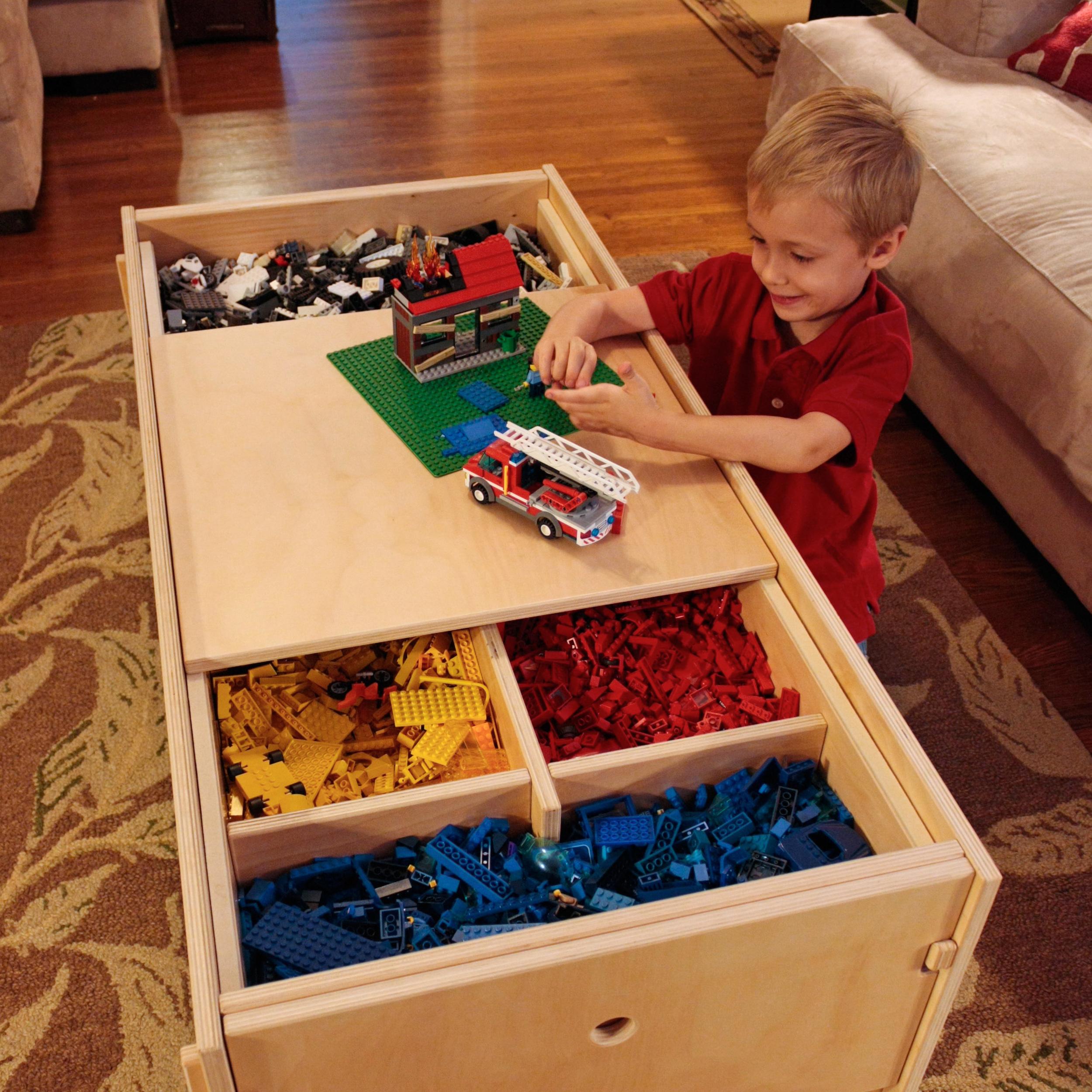 Lego Storage Table -