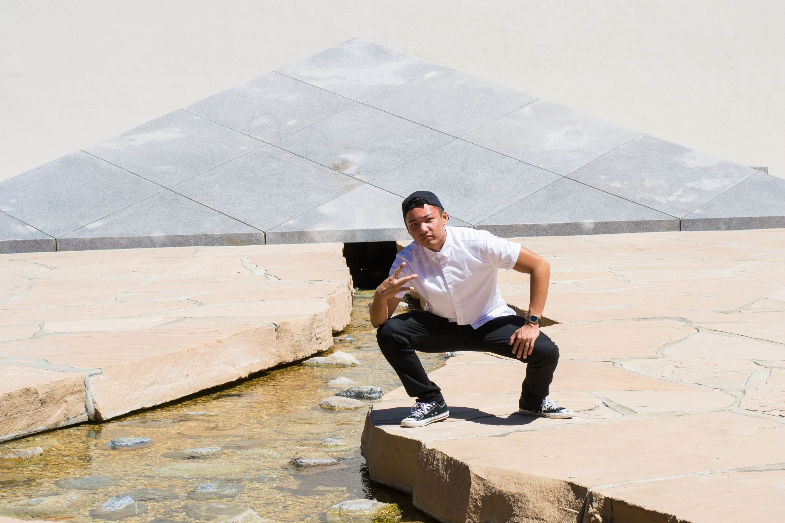 """Name: Matt Martinez   Position: Kronicle   Year: Second Year   Major: Chemistry   Hometown: West Covina, CA   Favorite Quote: """"Life's simple, you make choices & you don't look back."""" - Han, Tokyo Drift   Favorite Food: Sushi"""