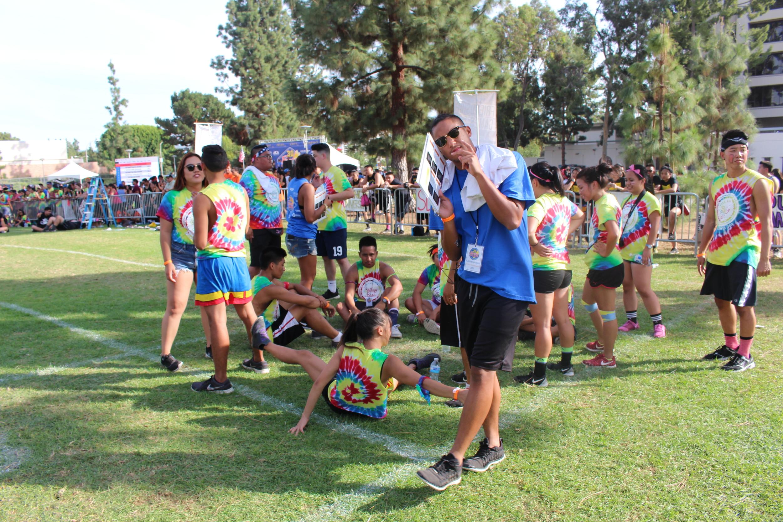 Sports Coordinator: Gabe Gonzalez