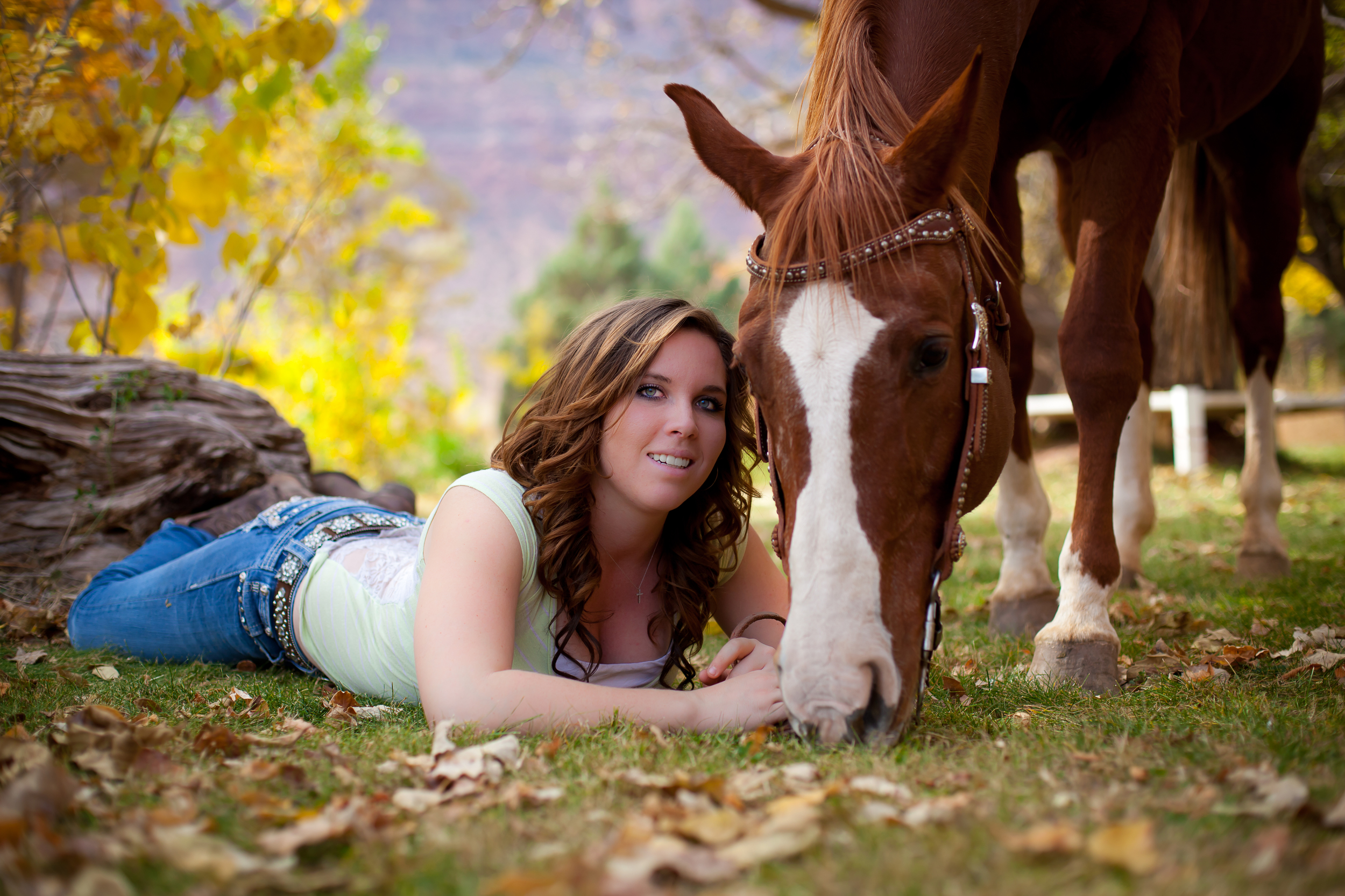 Amber Harris class of 2014 Grand County High School -Photographer: Jessiqua Zufelt