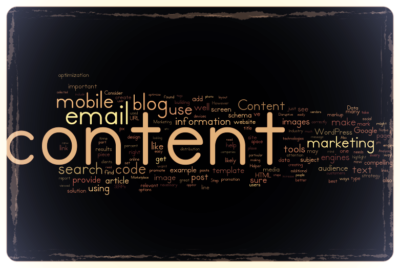 - Every business can unleash the power of content marketing. Our expert Content Strategists facilitate Blogs, Articles, Infographics, Memes, Graphics, Gated Content, Custom Landing Pages, EDM Newsletters, Guest Blogging, Paid Content Marketing and more.