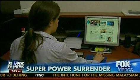 america surrenders internet domain names