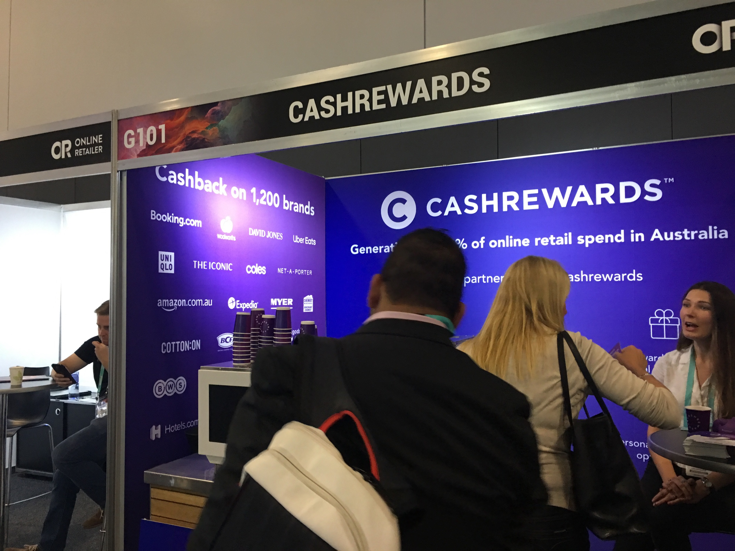 Cashrewards - Cashback Program