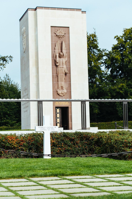 General Patton's Grave