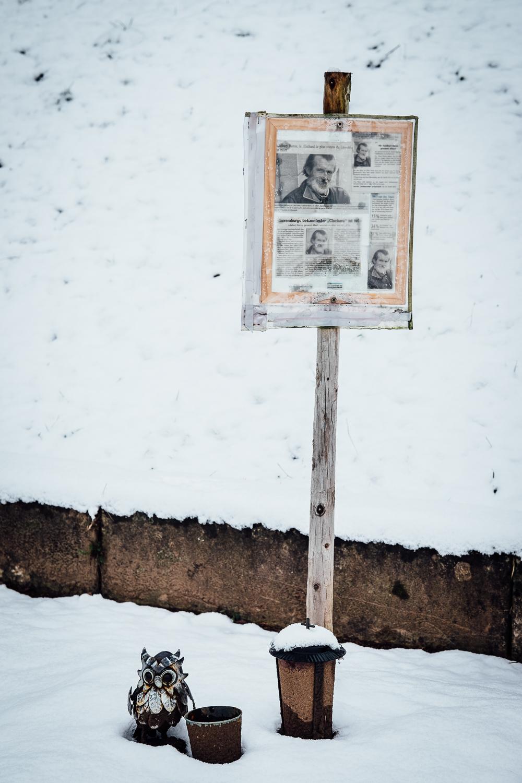 Adalbert's grave