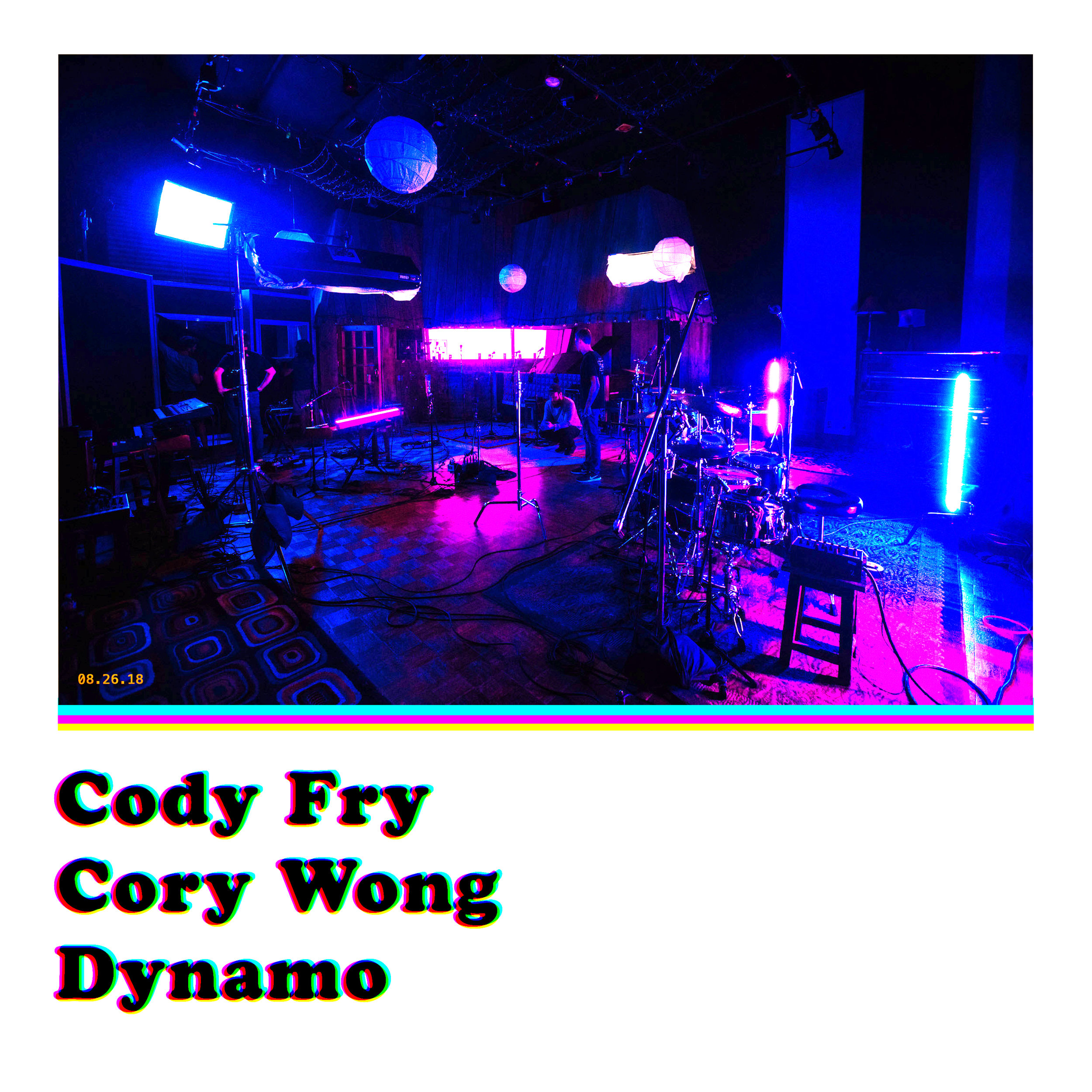 08.26.18 - Cody Fry // Cory Wong // DynamoPlease select your preferred music service from the options below.