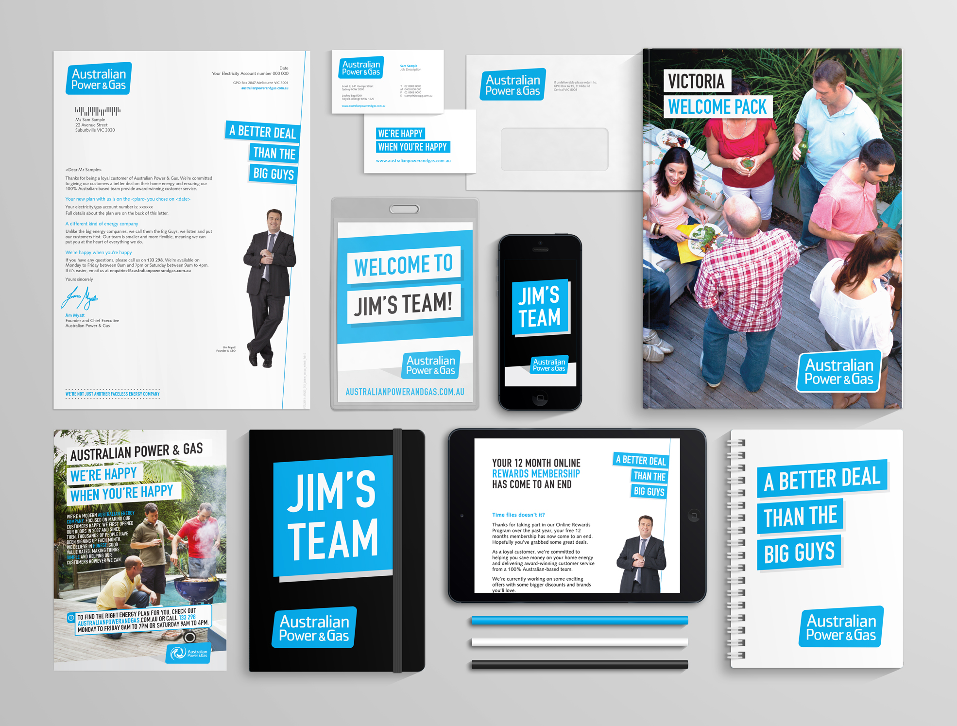 Marketing & Business Collateral 2010-13