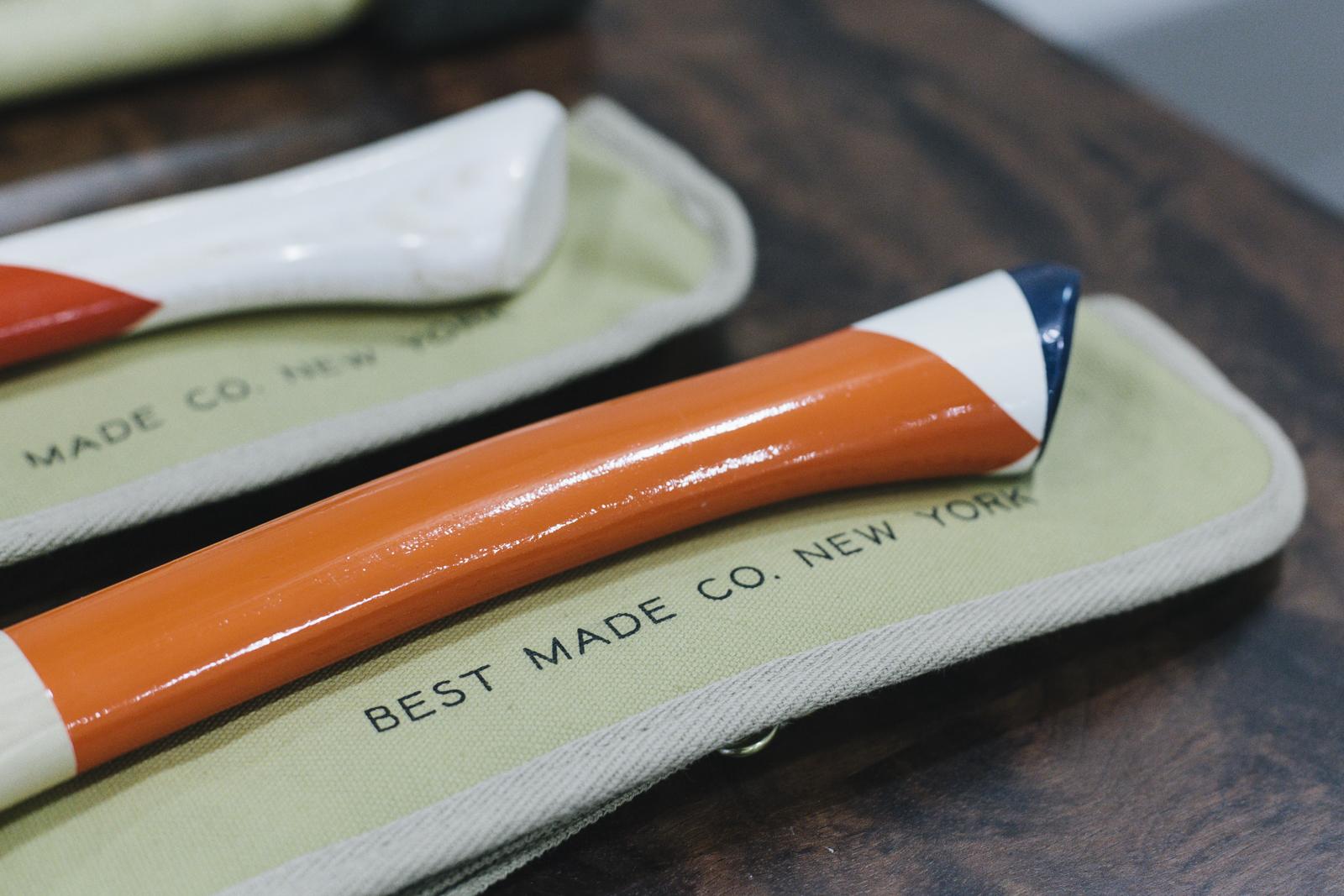 Best Made Axe Restoration Workshop