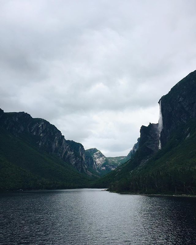 boat tour of the old fjord