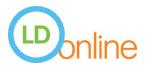 www.LDonline.org