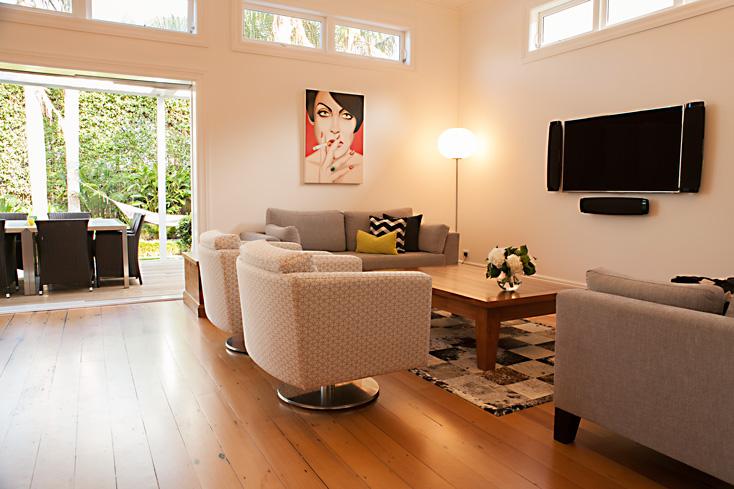 Interiors, Byrne Design