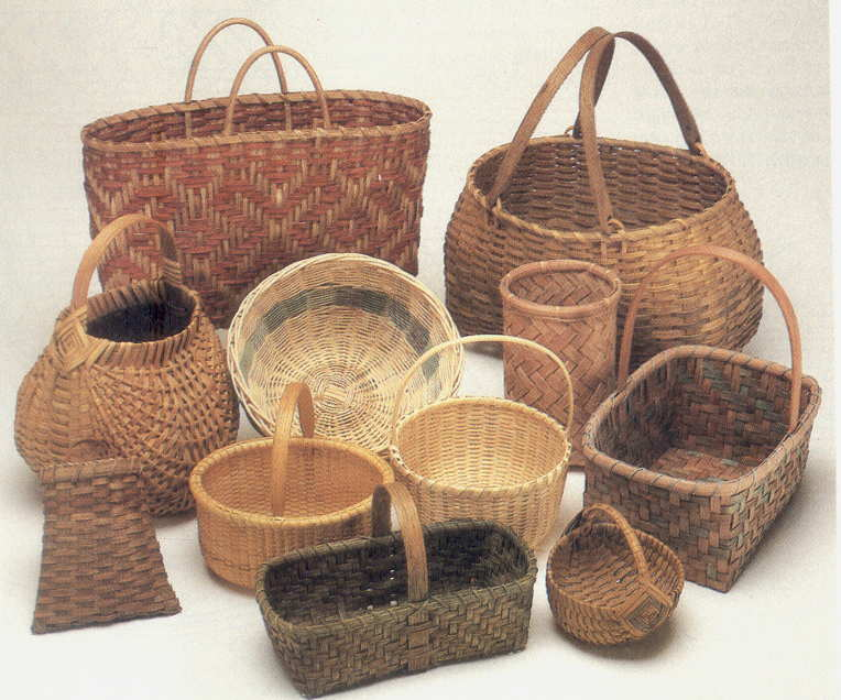 In which basket is your company or product? Photo courtesy  Wood Ridge Homestead
