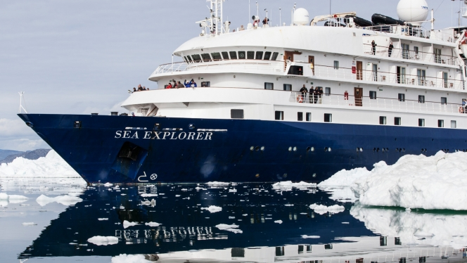 The new owners of the  Sea Explorer  will likely continue to partner with the current operators, Polar Latitudes and Quark Expeditions, for expedition cruises in the polar regions.