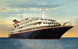Silversea announced just this past week that the  Silver Galapagos  will undergo a second round of upgrades and refurbishment next month in Panama.
