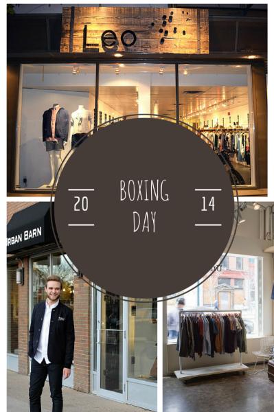 Ensemble Style Calgary Boxing Day deals