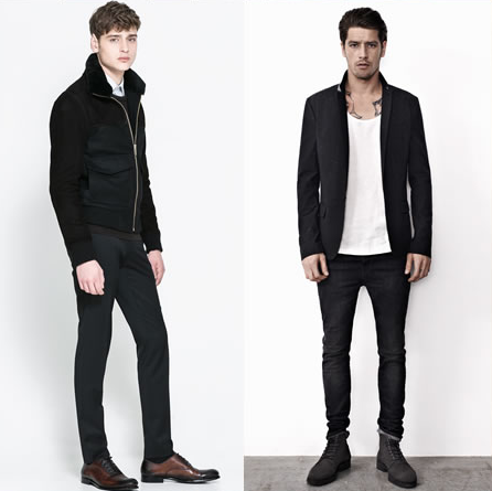 ensemble calgary personal stylist black suit how to wear a black suit