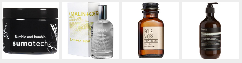 Ensemble Style grooming products for men