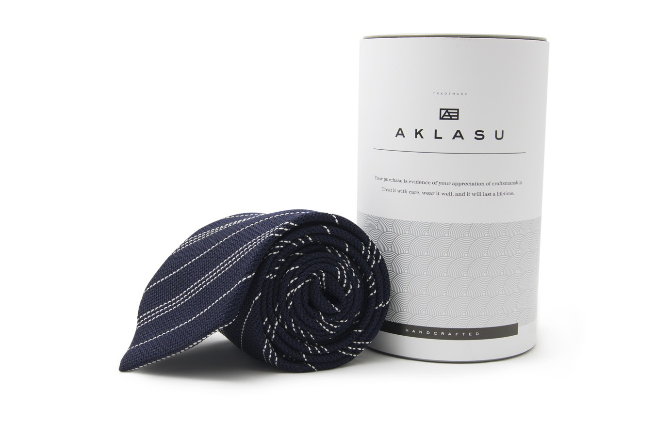 Ensemble style AKLASU tie review