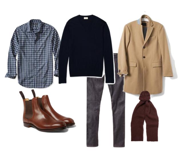 ensemble style personal stylist how to wear winter wear calgary