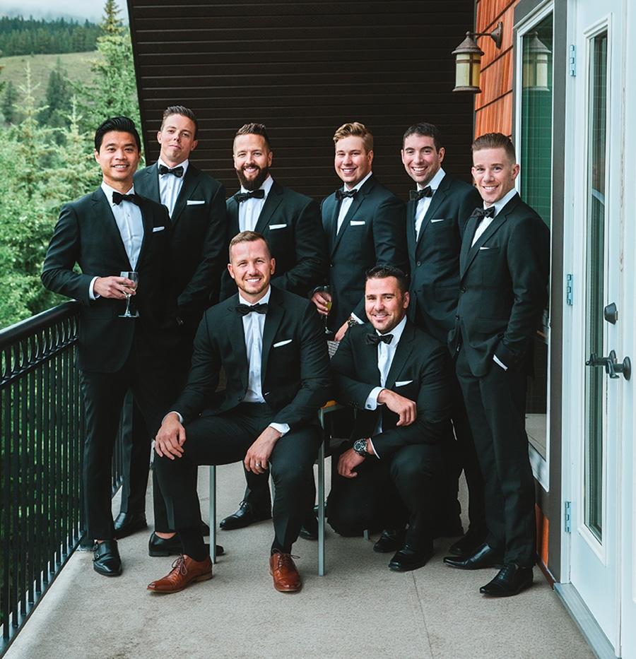 ensemble style personal stylist wedding custom suiting calgary
