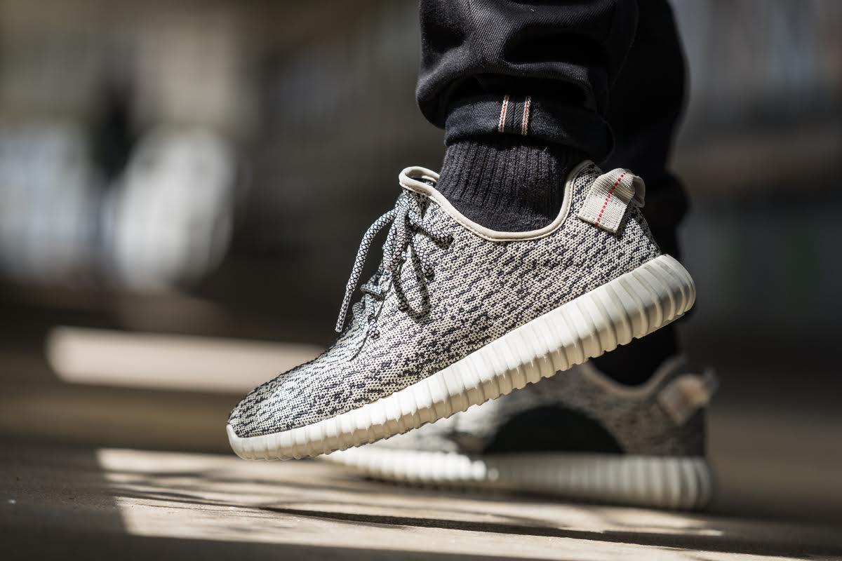 yeezy 350 boost sneaker menswear calgary stylist mens fashion