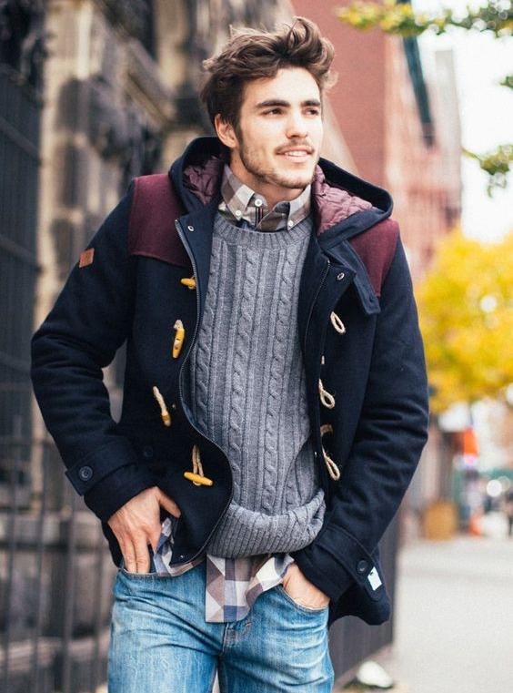 lauren larsen personal stylist how to wear flannel