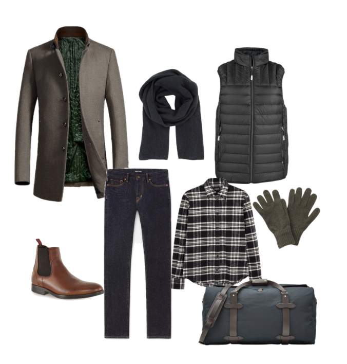 Ensemble Style what to wear for the holidays