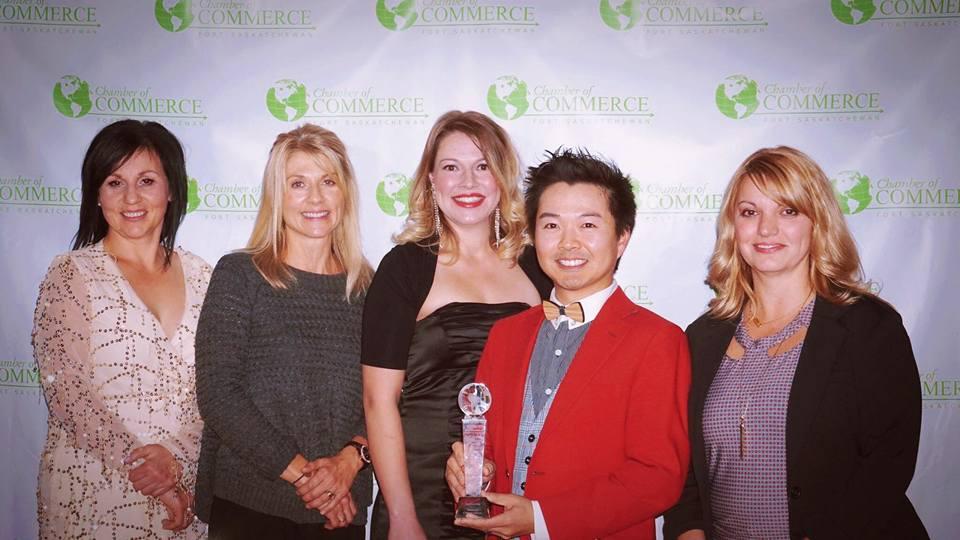 Fort Ortho Wins Chamber Award 1.jpg