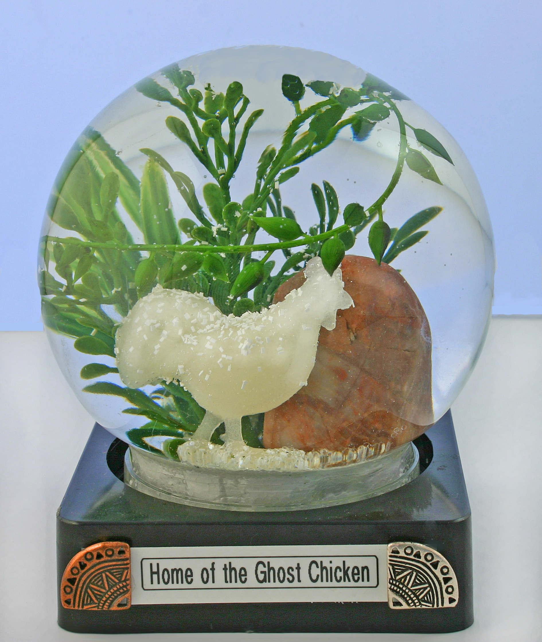 Home of the Ghost Chicken