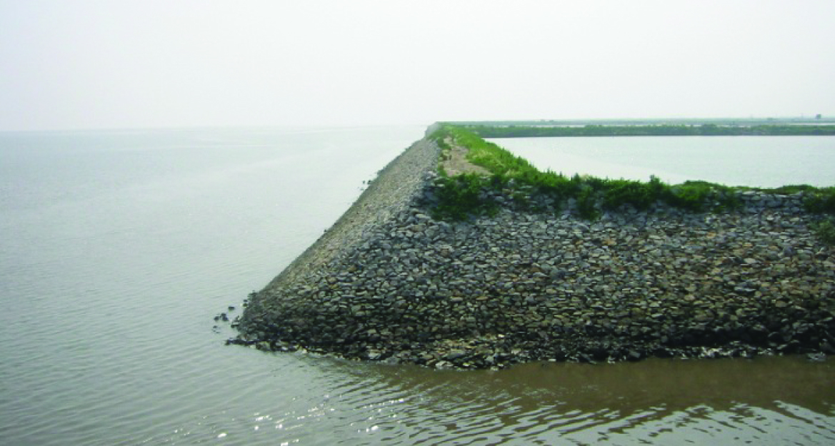 Typical Impoundment Wall
