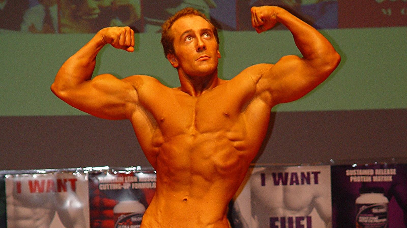 Dre Andrea Domenichini Bodybuilding Whey Protein