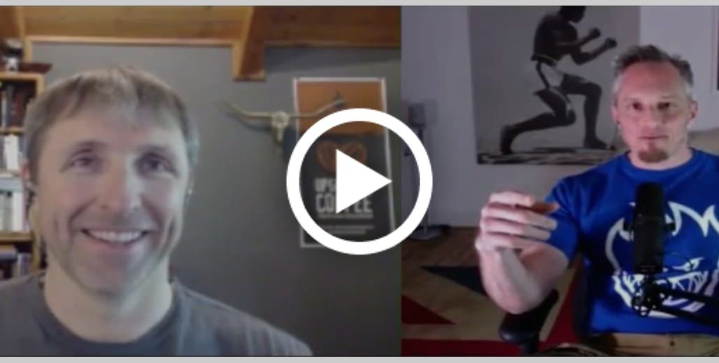 WATCH BULLETPROOF PODCAST #121HERE