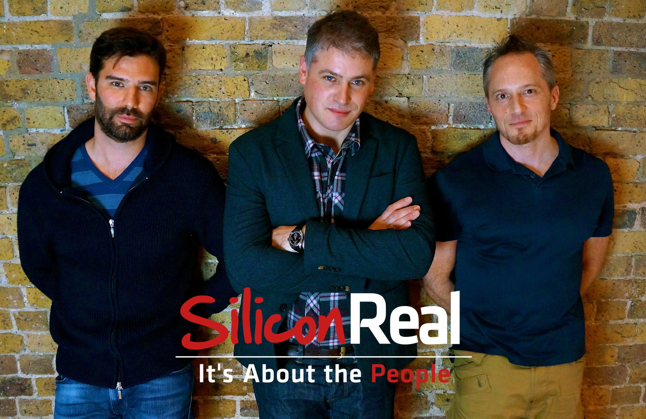Jason Goodman, Founder of Albion, visits Silicon Real