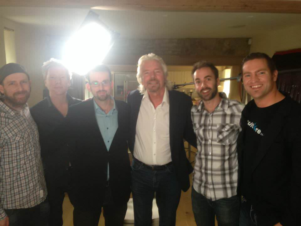 Even powerful people like Sir Richard Branson are using documentaries as a platform for activism.