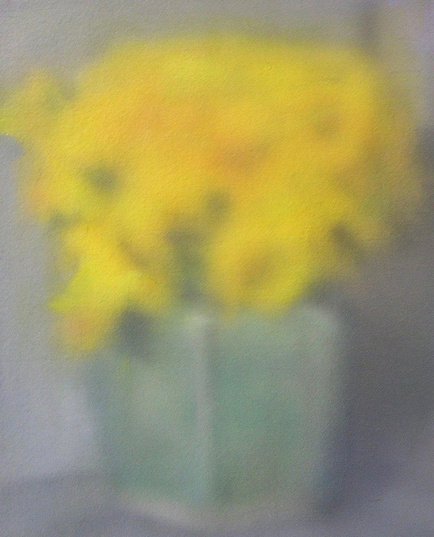 Daffodils in Ginger Jar