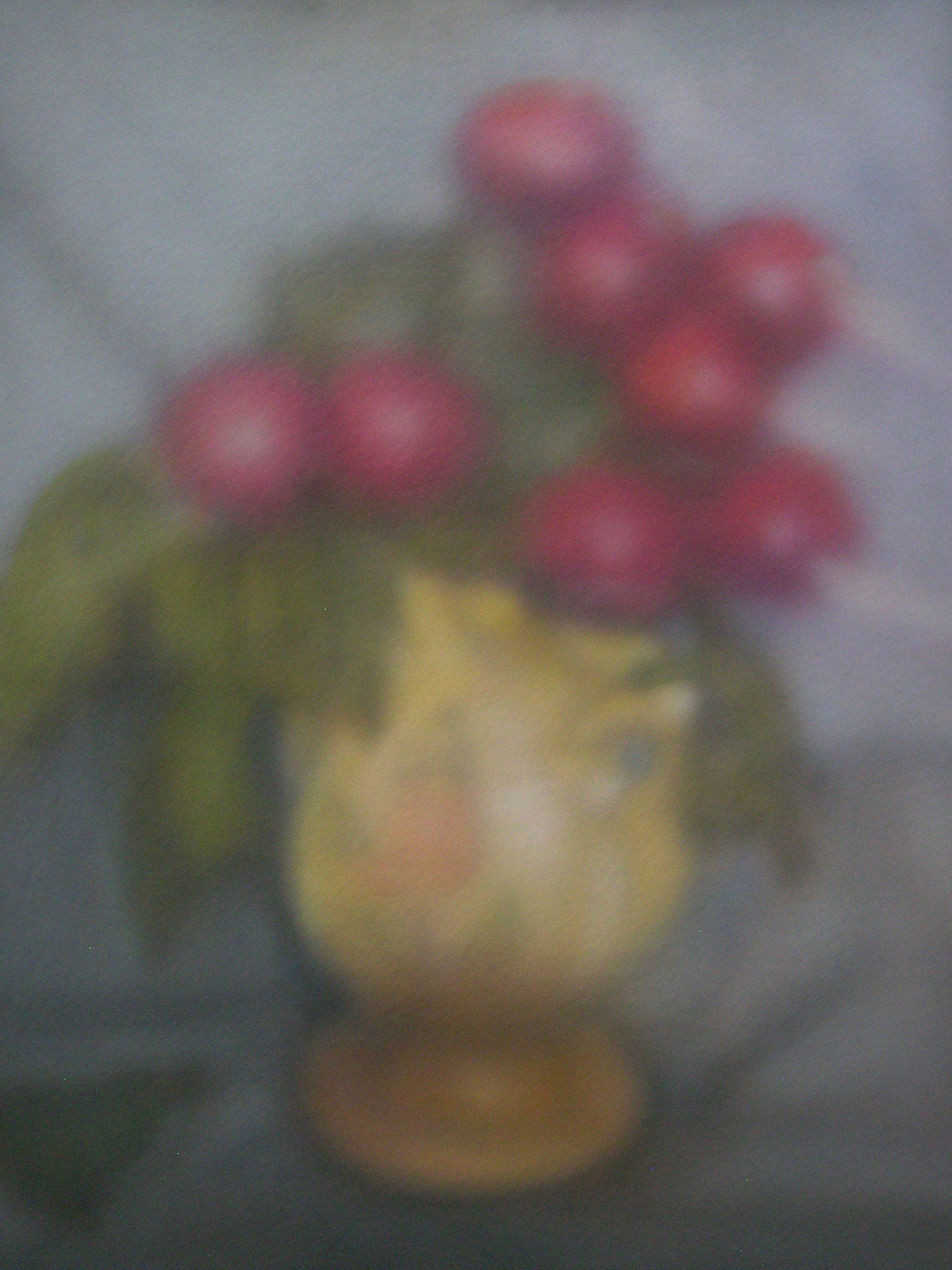 Radishes in a Vase