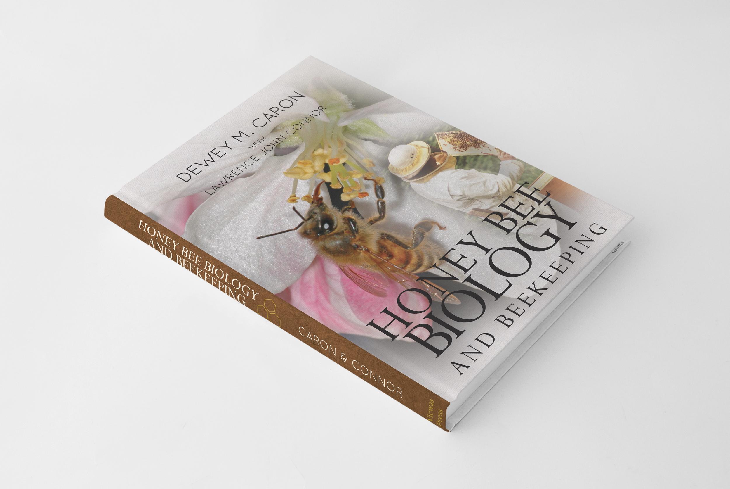 Honey Bee Biology Hard Cover Design