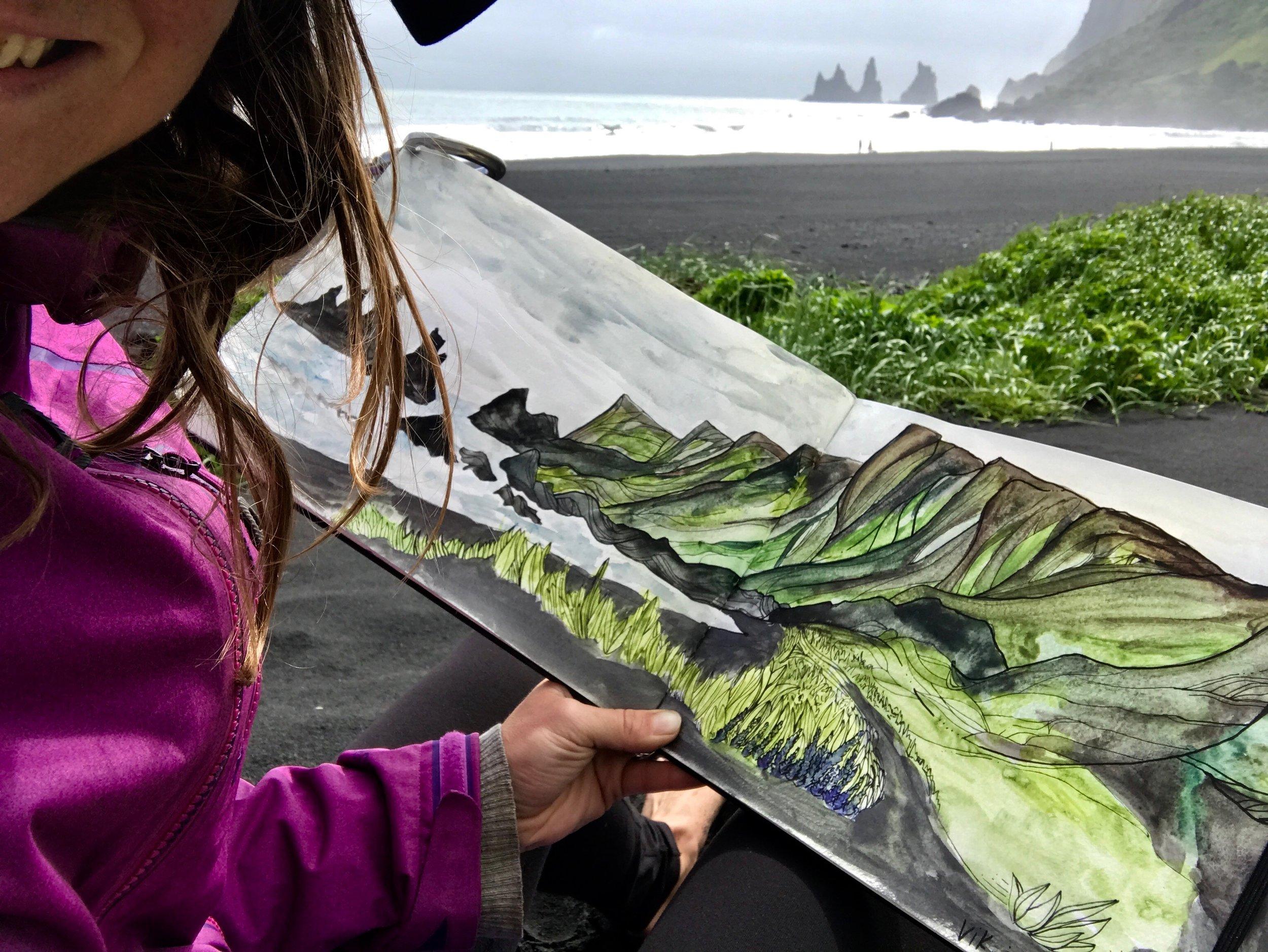 iceland painting vik.JPG