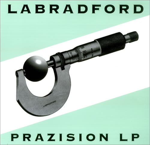 "Labradford ""Prazision LP"" to be repressed by Kranky in October"