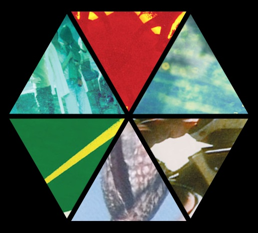 "Boards Of Canada ""hexagon""-reprint campaign on Warp."