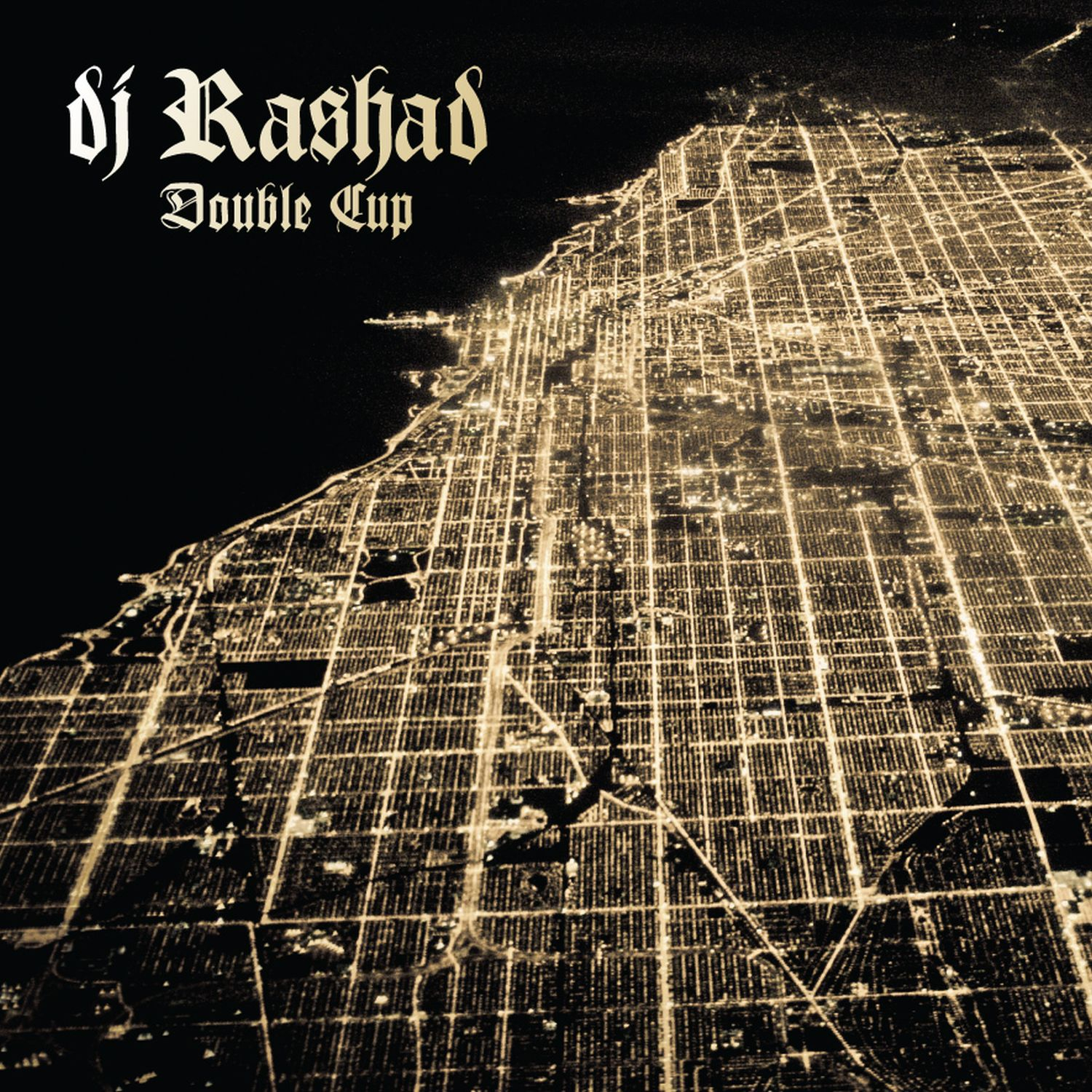 """Dj Rashad first LP """"Double Cup"""" released this week on Hyperdub."""