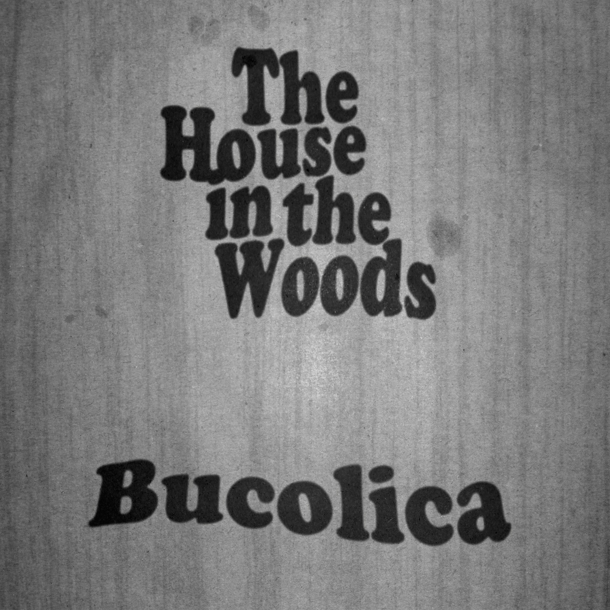 """Astonishing """"Bucolica"""" album by Martin Jenkins' The House In The Woods project"""