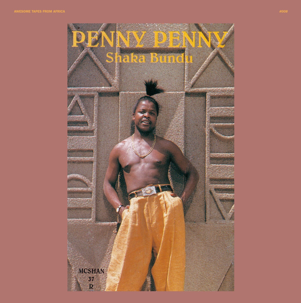 """Penny Penny's mid-90s hymn to the end of apartheid """"Shaka Bundu"""" gets first official Western release on Awesome Tapes From Africa."""